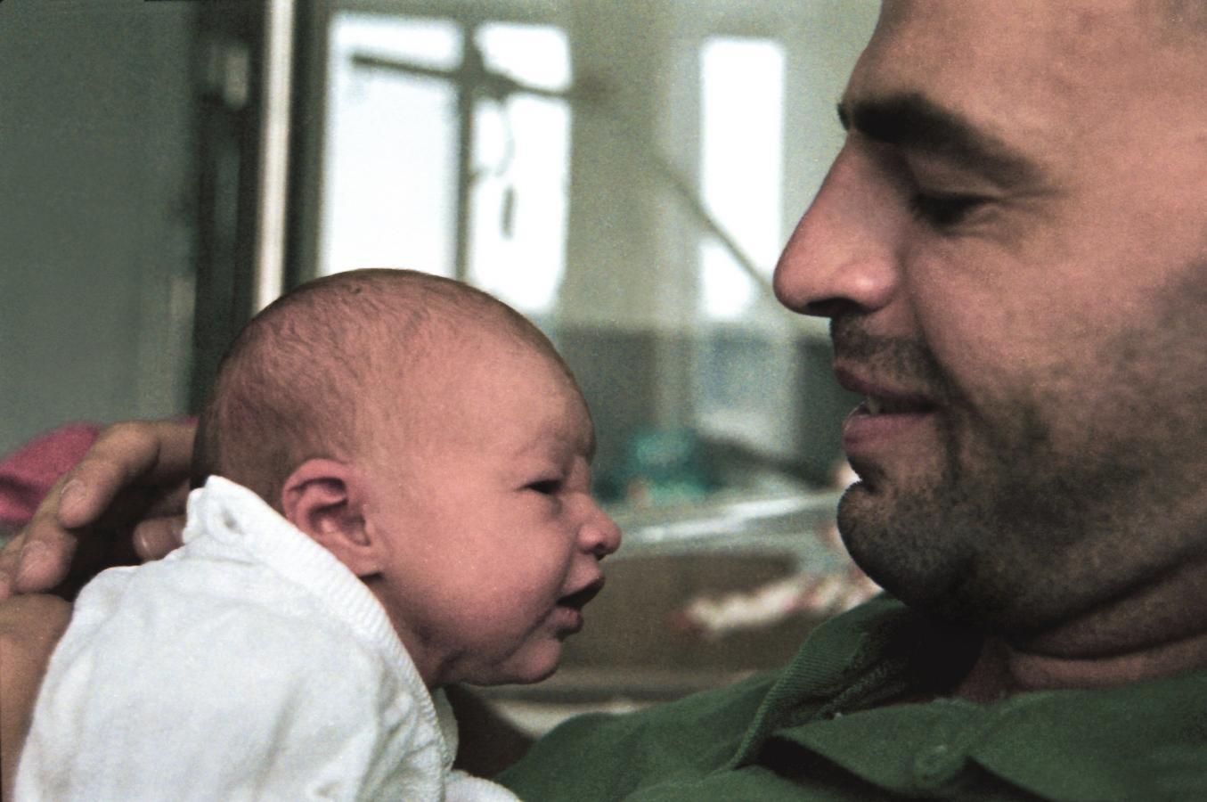 renee-and-dad-johan-antwerpen-2006